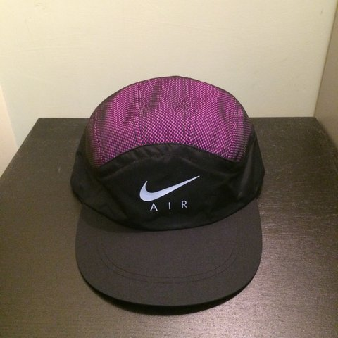 c130656fc8315 Supreme X Nike trail running hat pink deadstock never worn . - Depop