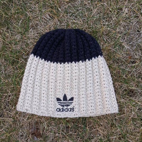 Adidas knitted Beanie men and women s - Depop 986498b546e