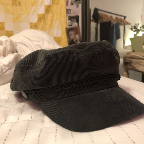 37a6e56a @kendallhite. 4 months ago. Temecula, United States. Forest Green Corduroy  Fisherman Hat ONE SIZE Open to Offers