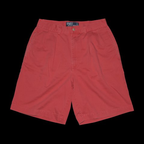 38641fca9 ... order polo ralph lauren pink salmon shorts no stains no you for depop  9c0fb 139c0