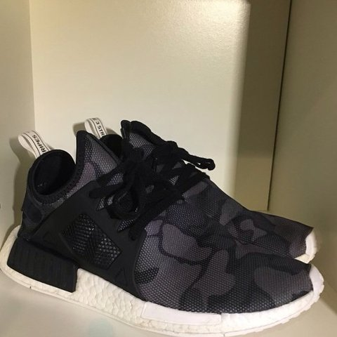 3a78162ac Adidas nmd XR1 camo like bape or supreme