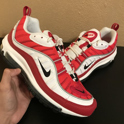 cc48b26f35 @bryanmpuente. 10 months ago. United States. HOLD Nike Women's Air Max 98  Valentine's Day (Gym Red) ...