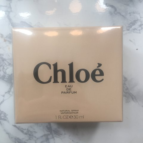New Chloe Parfum In Box And With Plastic Sealing Purchased Depop