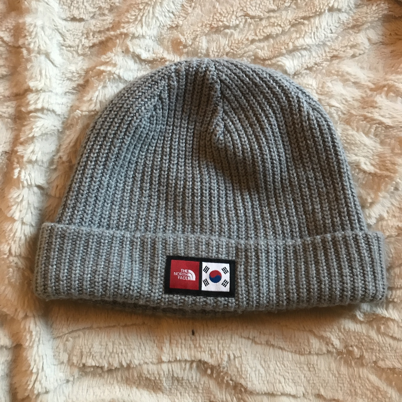 sale uk low cost limited guantity The north face IC label beanie The north face South... - Depop