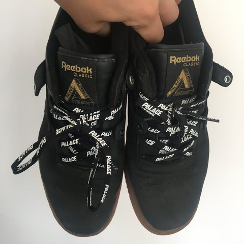 19eea0f9a770 If your a sneaker head this isn t just a cool pair of Reebok - Depop
