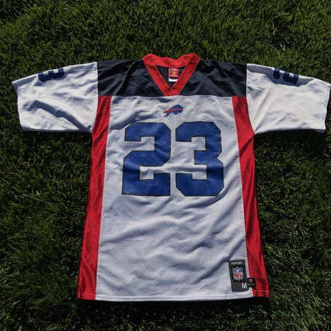 Wholesale Buffalo Bills Marshawn Lynch classic football jersey super Depop  DR74ZLYI