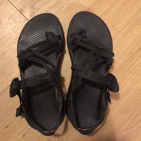 edaa812ec407 Chacos - Double Strap Black W8. Barely worn