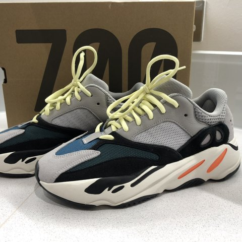 f96c9c5decf Yeezy 700 wave runner. In 10 out of 10 condition. Worn once - Depop