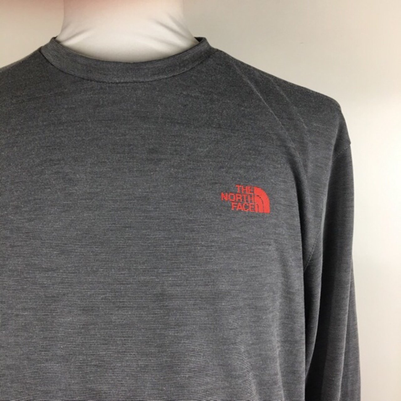 The North Face Vaporwick long sleeve shirt Mens Large in new - Depop 55518e11c