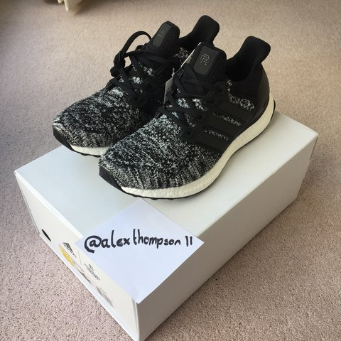 55a5c80b916c9 Adidas Reigning Champ Ultra Boost Very Rare Size UK5.5 so me - Depop