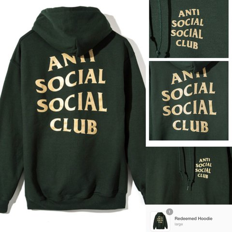 41a206585d0e Anti Social Social Club Large
