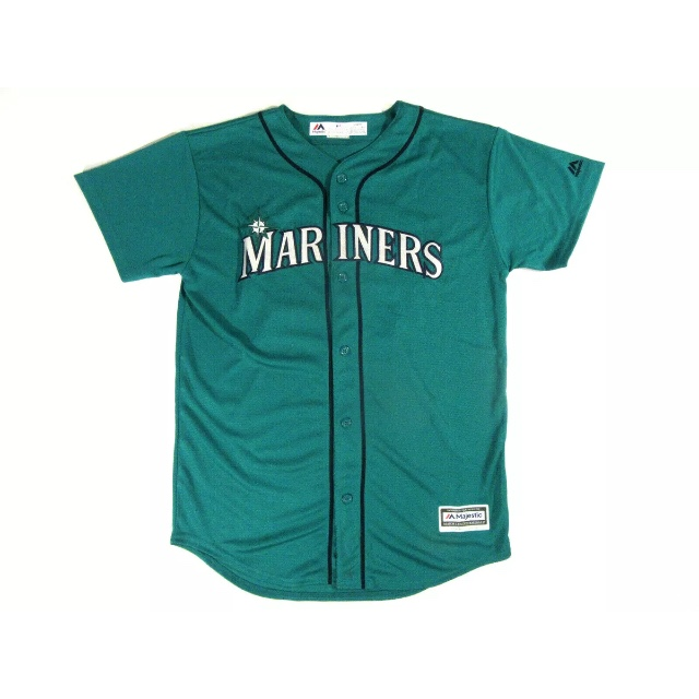 the best attitude 6cbbf 2ad57 NWT Ken Griffey Jr. Seattle Mariners Jersey Brand... - Depop