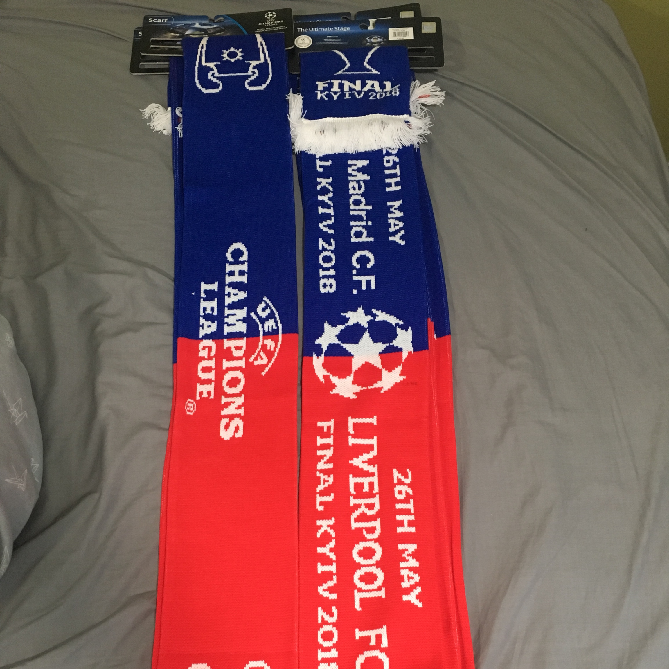 UEFA Champions League Scarf Ultimate Stage