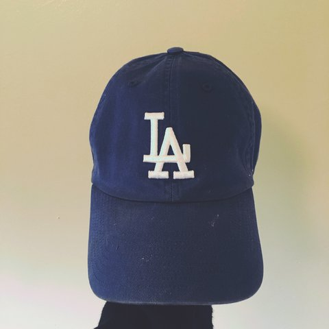 Los Angeles Dodgers dad hat. 47 Era brand. For the baseball - Depop 5a87e8d3f08