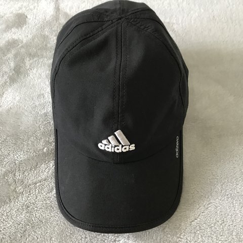 Adidas adizero Black hat cap Embroidery Adidas on the front - Depop 5eaef2a7a36