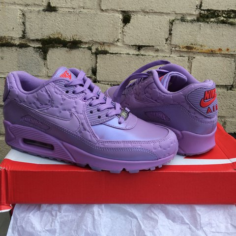 check out ecd9e 28177  ljb777. 2 years ago. London, United Kingdom. Brand New Size 4 Limited  Edition Woman s Nike Air Max 90 Paris Macaron Qs  Dessert  City Pack ...
