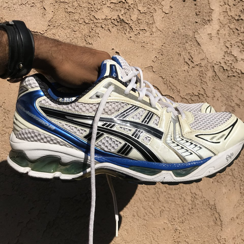 ASICS Gel Kayano 14 Perfect for a good