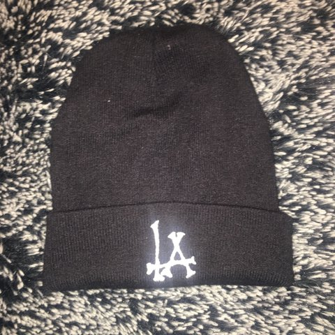 edd0d30c054 BRANDY MELVILLE LA BONES BEANIE Got at the BM Store in Soho