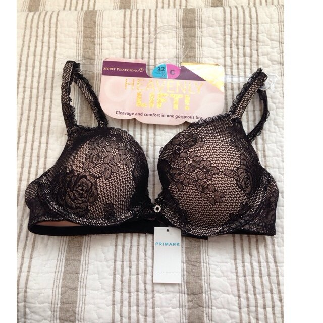 71f22a3aea896 Heavenly Lift Bra   Primark   size 32 C   brand new with   - Depop