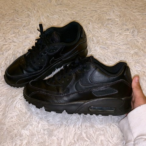 82db85abad821 Black Air Max s 90. GREAT CONDITION. slight creases