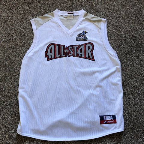 2573fa59fa9e Kobe Bryant NBA All Star Game 2002 jersey. Worn and washed - Depop