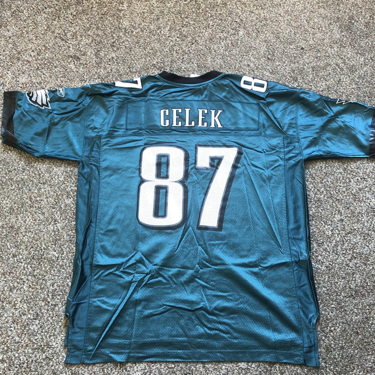 Philadelphia Eagles Brent Celek Jersey. Worn and washed no - Depop 1515a824e