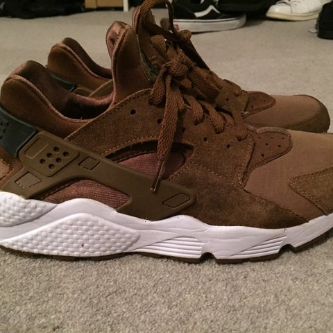 low cost e34a3 58088 Nike air huarache umber brown- 0