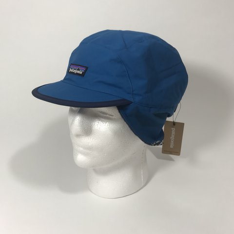 8b2fd027fc5 Patagonia Water-Resistant Shelled Synchilla Cap ▫️Size  In - Depop