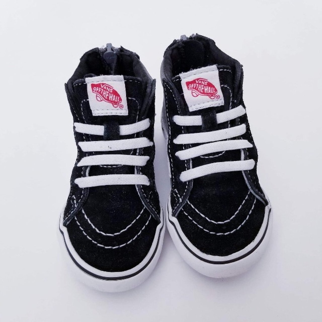 Toddler High Top Vans Size - 5.5 Toddlers Brand - - a on - Depop aa63747e5