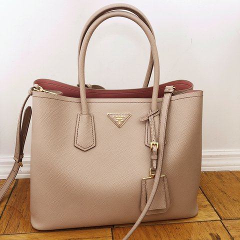 f6812ef2a92a coupon prada double bag cuir dfebd fa097