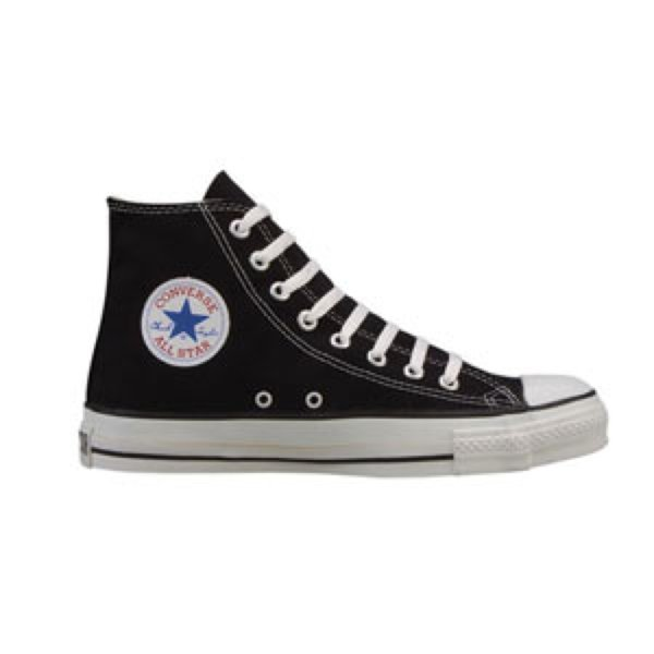 converse all star nere