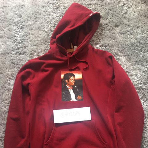 timeless design 57631 fa30f  aycops. 2 years ago. London, United Kingdom. 🔥Supreme Michael Jackson  hoodie🔥