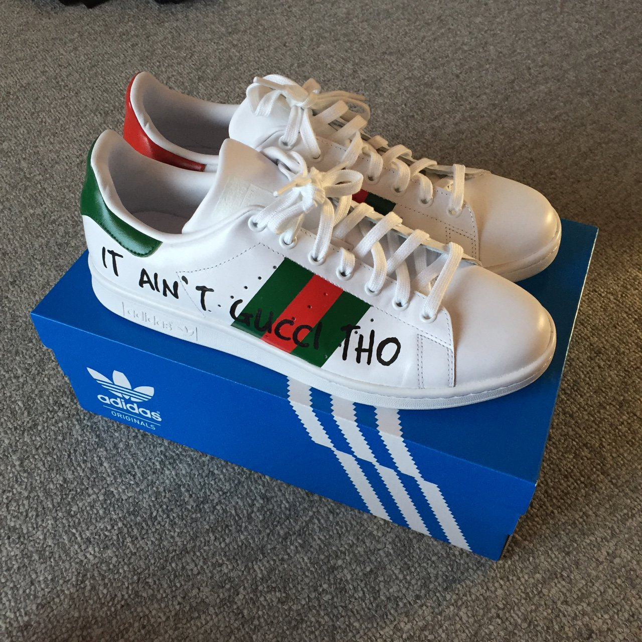 54421b566 Deadstock Adidas Stan Smith