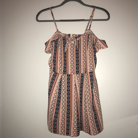 a3887258571  a2udrey. 8 months ago. United States. Target x Xhilaration romper NEVER  WORN