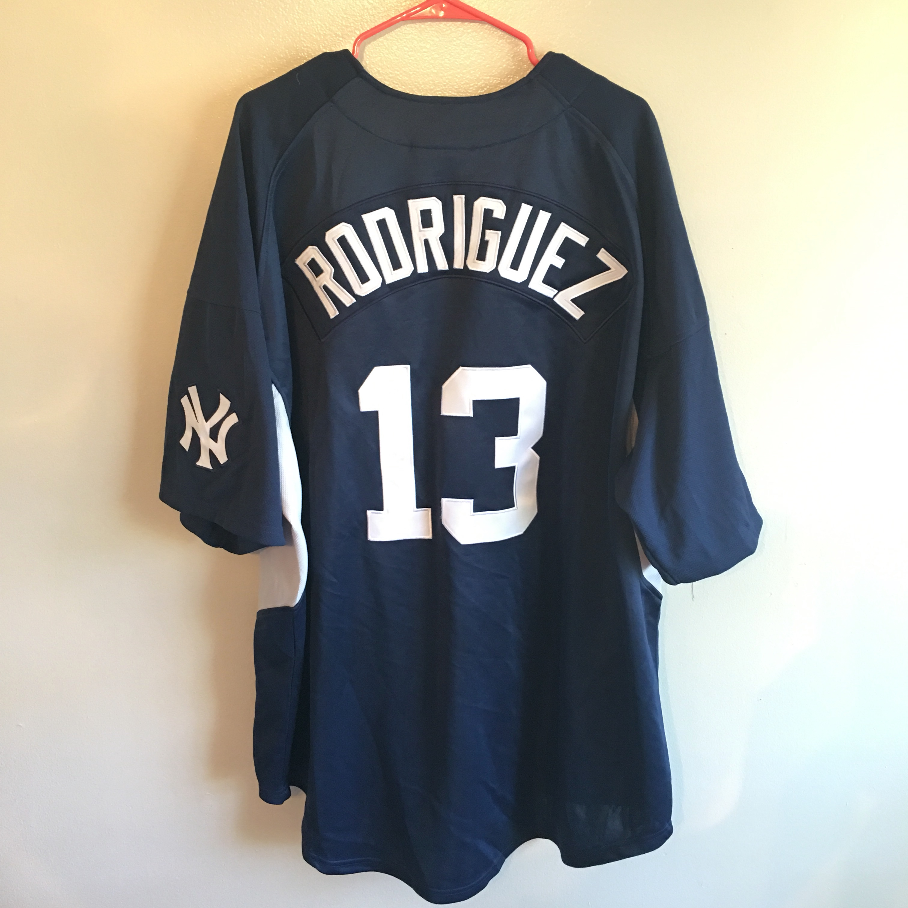 newest 1a5a4 ed2be For sale is an Alex Rodriguez New York Yankees 3rd... - Depop
