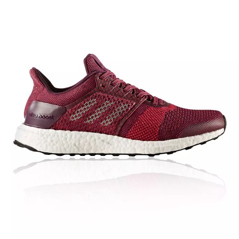 0592220ac Adidas UltraBoost ST Women s Shoes in Ruby Red   UK 5   RRP - Depop