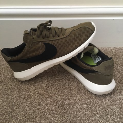 watch 1bb4b 94765 Men s Nike roshe ld-1000 qs, size 7, worn once, khaki with a - Depop