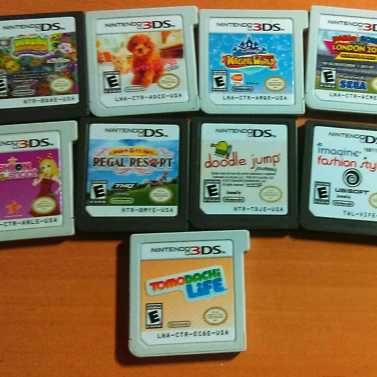 Nintendo games! All for sale individually or    - Depop