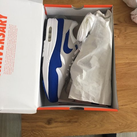 new arrival f6976 0725d  takeiteazy. last year. Deutschland. Nike Air Max 1 og Blue
