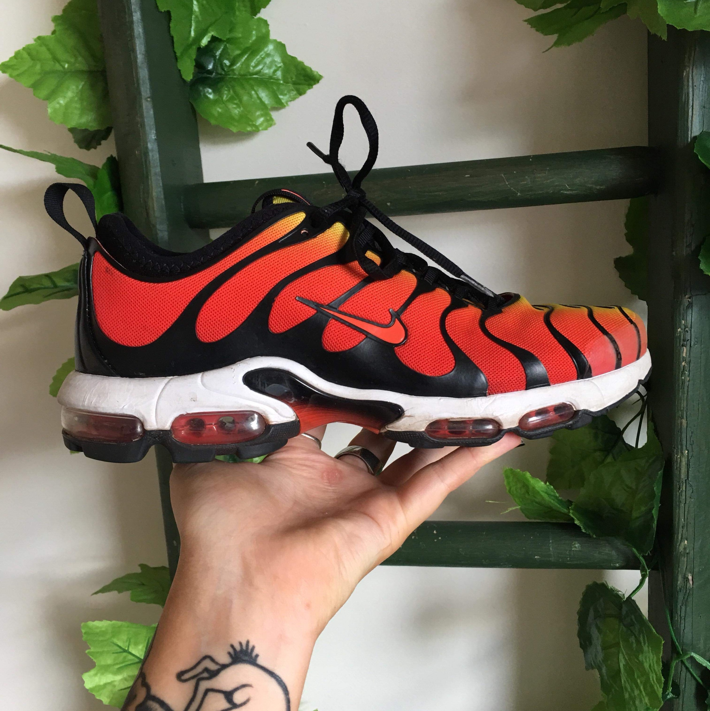 nike air max tn orange tiger