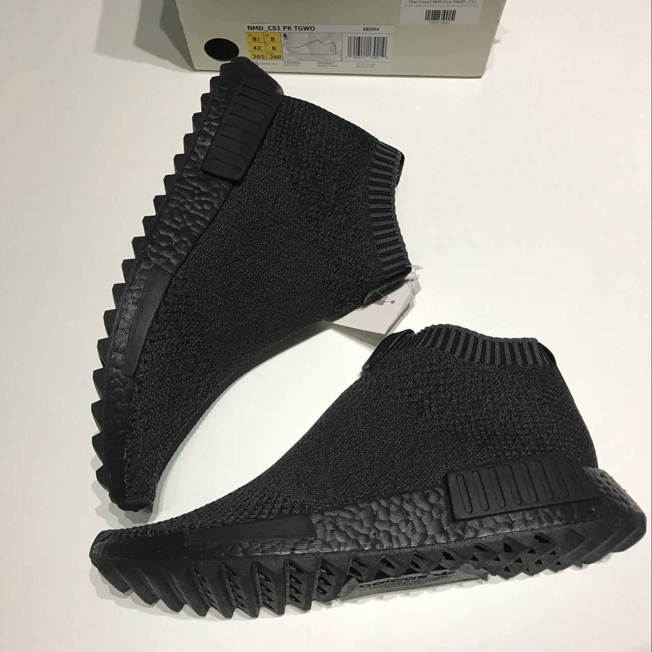 Adidas NMD CS1 PK x The Good Will Out Brand new in Depop