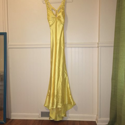 Princess Belle Inspired Prom Dress Only Worn Once And In I Depop
