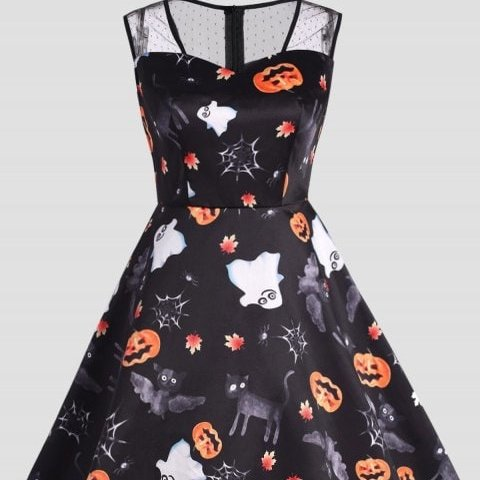 b2d4ef137e Halloween dress. From dresslily. Says size large