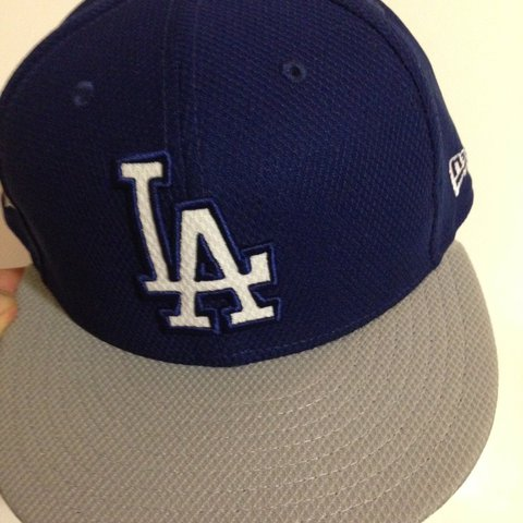 buy popular 37362 71c89  socalsecondhand. last year. Cathedral City, United States. Los Angeles  Dodgers New Era Fitted Hat ...