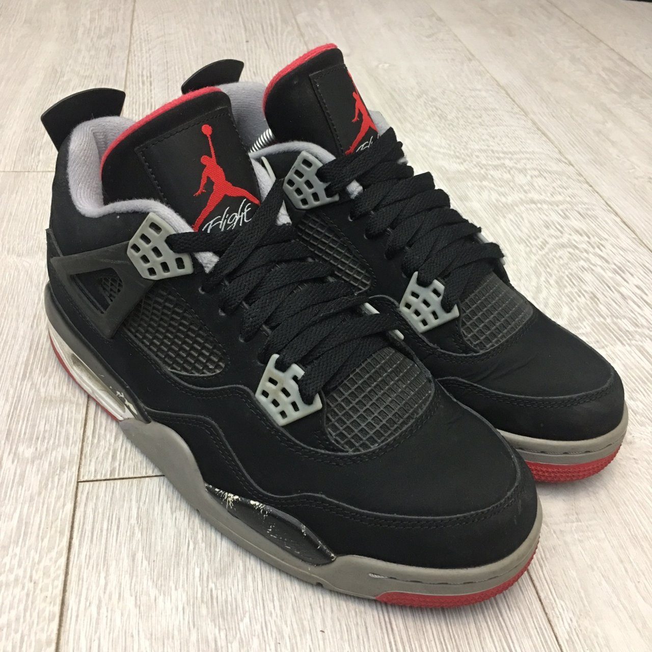 69fd24431cc0 Nike Air Jordan 4 Retro  2012 Release  Size 7 EU 41. have in - Depop