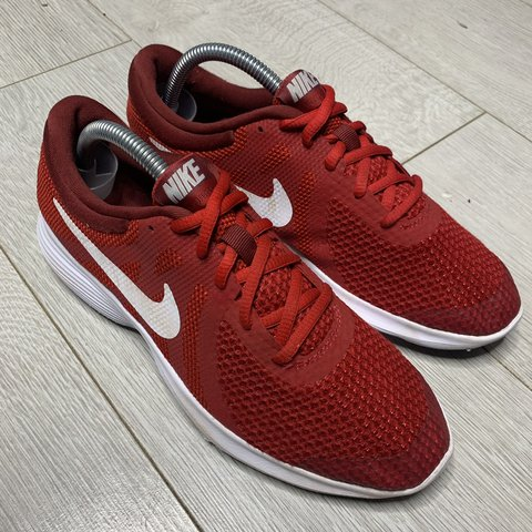 948bd8a7875 Nike Revolution 4 Running Trainers Size 6 EU 40. Trainers in - Depop