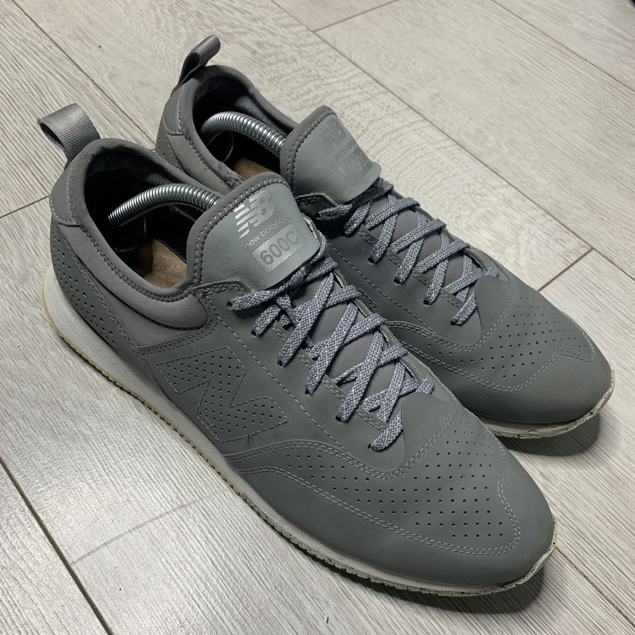 New Balance 600C Size 10 EU 44.5. Trainers have been...