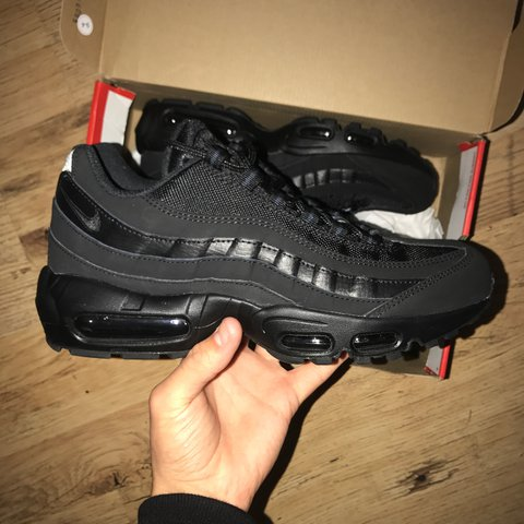 c0297245a6 @georgeparis. 2 years ago. Waltham Abbey, United Kingdom. Nike Airmax 95  Triple Black!