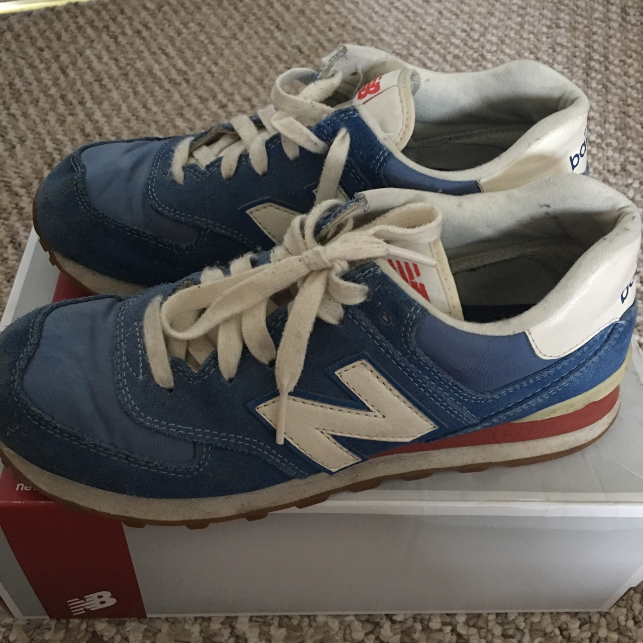 quality design ab40f a00d2 New balance 574 70s pack special edition. These are... - Depop