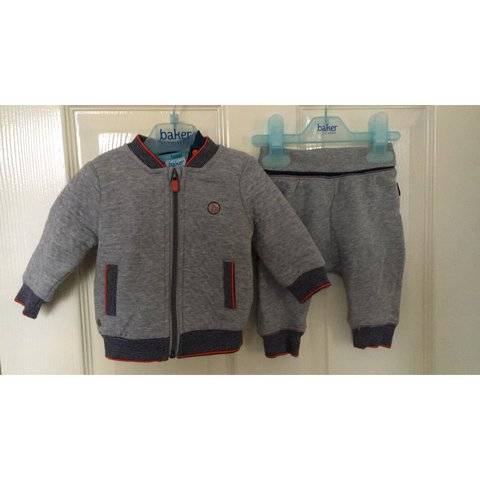0 3 Month Ted Baker Baby Boys Outfit Bought From Debenhams Depop